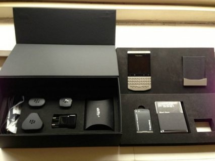 Buy Brand New: BlackBerry Porsche P\'9981, Apple iPhone 5S/