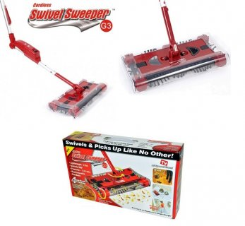 للبيع Swivel Sweeper G3 Cordless rechargeable 360 Degree