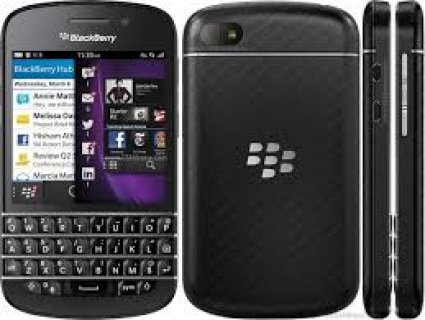 BlackBerry - Q10 4G LTE Mobile Phone