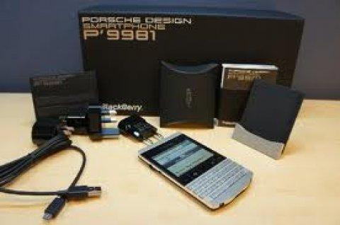BlackBerry P\'9981 Porsche Design