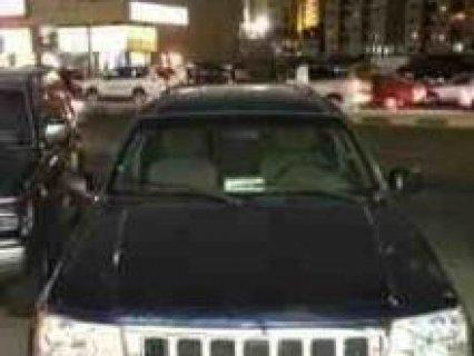 للبيع سيارة موديل 2004 جيب جراند شروكي