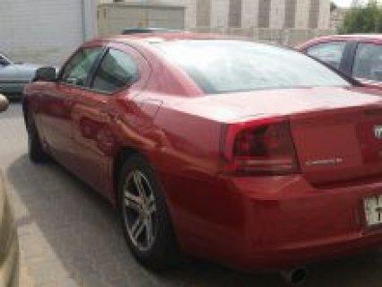 لعشاق التميز سيارة دودج شارجر 2006 اللون الاحمر