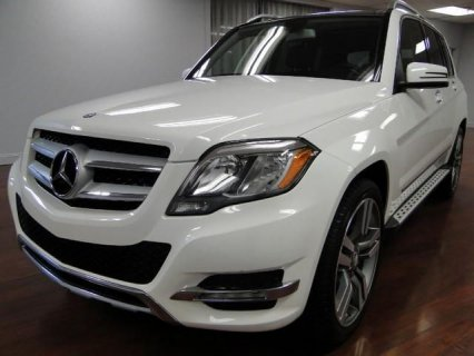 2013 Mercedes-Benz GLK350 4MATIC GCC SPECS
