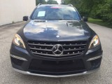 For Sale 2014 MERCEDES BENZ ML63 AMG