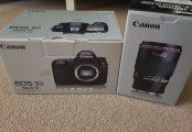 جديد كانون يوس 5D مارك إيف 30.4MP دسلر كاميرا: واتساب رقم: +447452264959