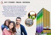 بمقدم 25000 درهم وقع عقد شقتك الفندقية بجورجيا  و ضمان استثمارى 20%