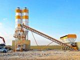 محطة خلط الخرسانة 60 م³ / سا