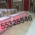 يوجد لدينا كراسي/طاولات55325546