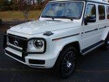 2019 Mercedes Benz G550 White - Full Option Gulf Spec