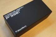 الجديد بلاك بيري بورش P\'9981