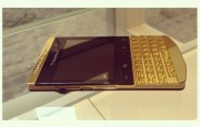 Buy Brand New: BlackBerry Porsche P\'9981 Gold (Add Pin 29241743)