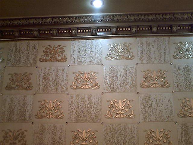 تركيب ورق حائط موديل 2014/2015 (( 55522175 )) واصباغ جوتن